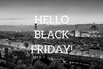 offerte black friday Firenze