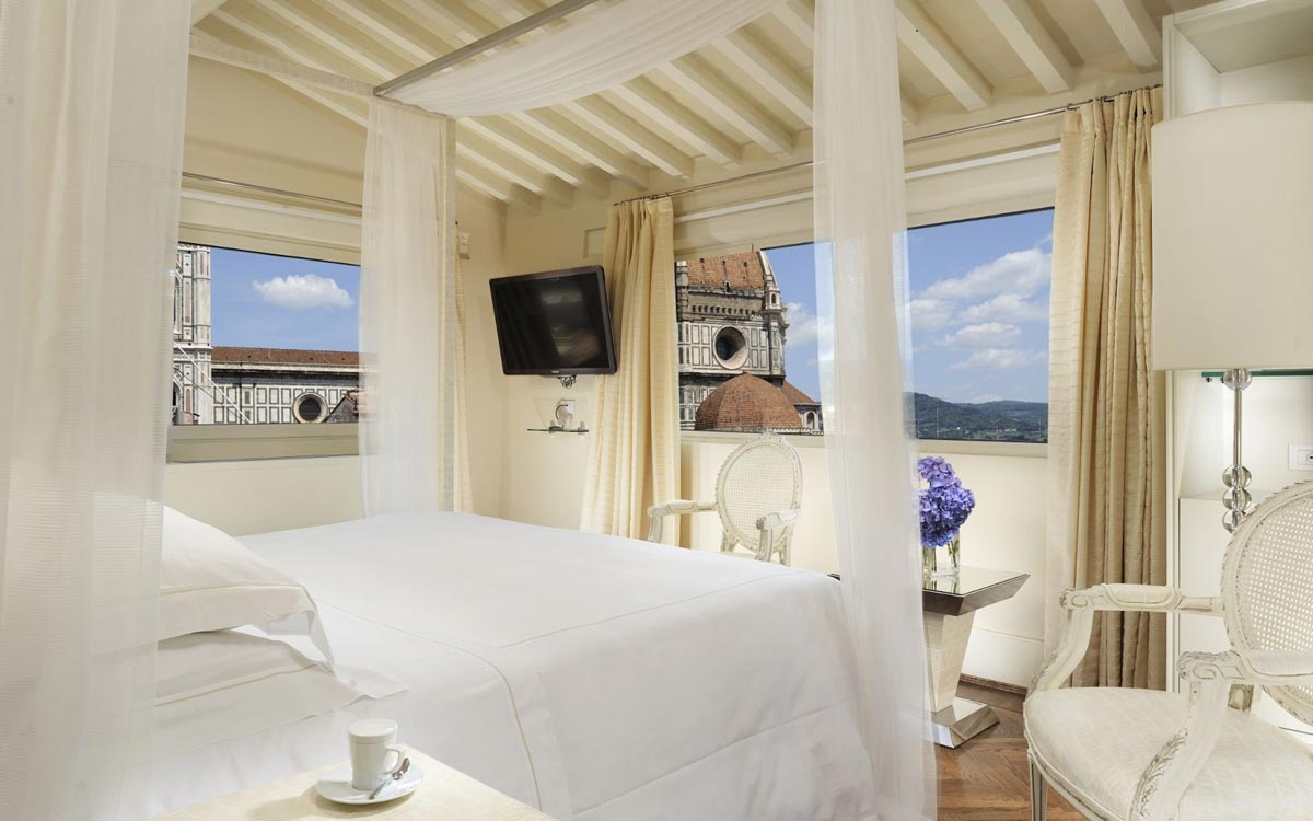 Capodanno luxury edition in suite a firenze hotel brunelleschi - Camere da letto firenze ...